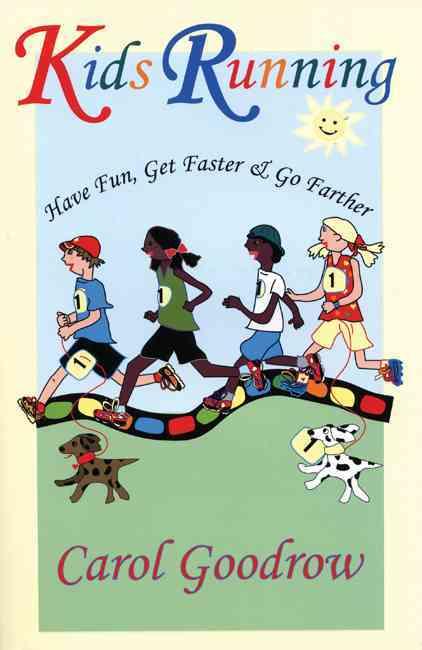 Kids Running By Goodrow, Carol